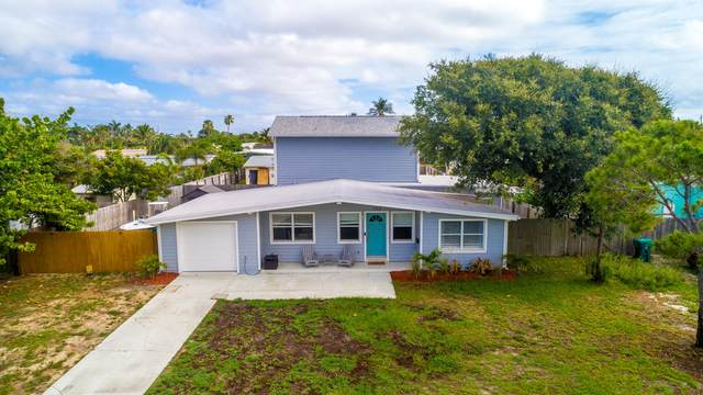 133 SE 2nd Street, Satellite Beach, FL 32937 (MLS #905231) :: Premium Properties Real Estate Services