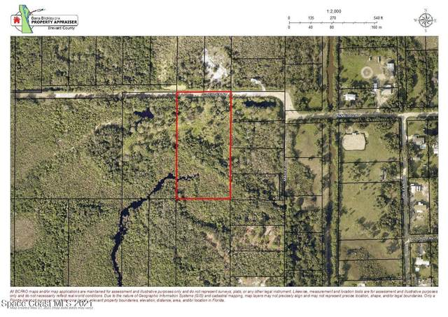 6825 Cherven Avenue, Cocoa, FL 32926 (MLS #905233) :: Premium Properties Real Estate Services