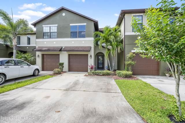 1345 Lara Circle #105, Rockledge, FL 32955 (MLS #905251) :: Premium Properties Real Estate Services