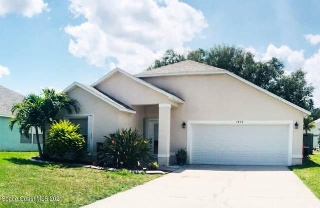 3838 Sunflower Court, Merritt Island, FL 32953 (MLS #905268) :: Premium Properties Real Estate Services