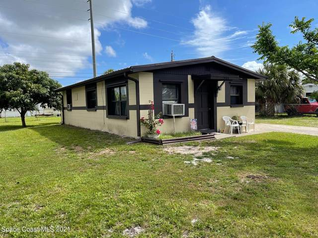 2884 Tropic Road, Melbourne, FL 32935 (MLS #905276) :: Blue Marlin Real Estate