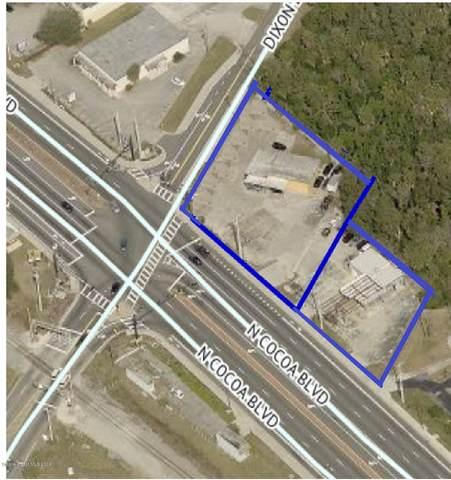 1202 N Cocoa Boulevard, Cocoa, FL 32922 (MLS #905318) :: Premium Properties Real Estate Services