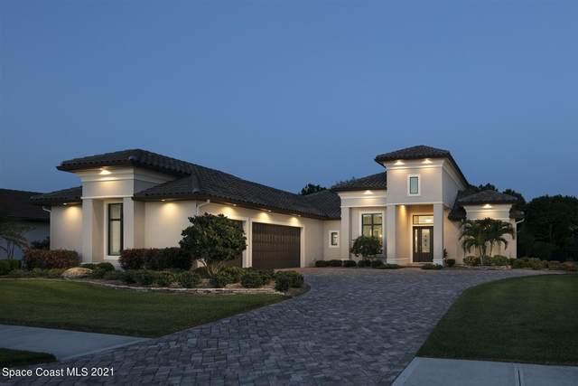 7961 Barrosa Circle, Melbourne, FL 32940 (MLS #905325) :: Premium Properties Real Estate Services