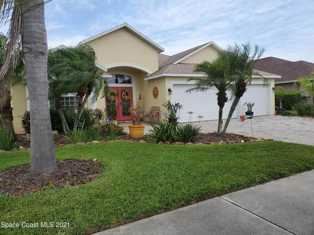 2147 Auburn Lakes Drive, Rockledge, FL 32955 (MLS #905328) :: Premium Properties Real Estate Services