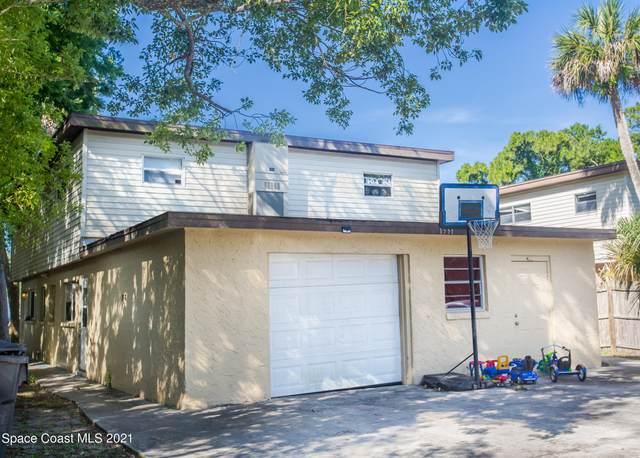 1531 Violet Avenue A,B, Titusville, FL 32796 (MLS #905356) :: Blue Marlin Real Estate