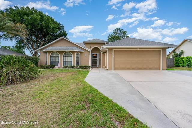 1173 NW Hill Avenue NW #42, Palm Bay, FL 32907 (MLS #905361) :: Dalton Wade Real Estate Group