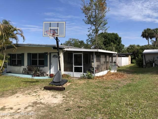 2518 Palmetto Drive #0, Cocoa, FL 32926 (MLS #905366) :: Premium Properties Real Estate Services