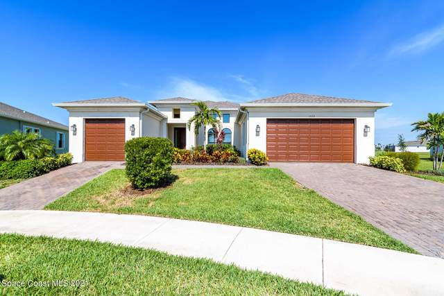 2572 Chapel Bridge Lane, Melbourne, FL 32940 (MLS #905370) :: Premium Properties Real Estate Services