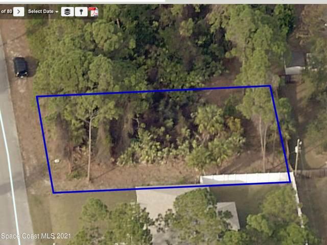134 Angelo Road SE, Palm Bay, FL 32909 (MLS #905374) :: Dalton Wade Real Estate Group
