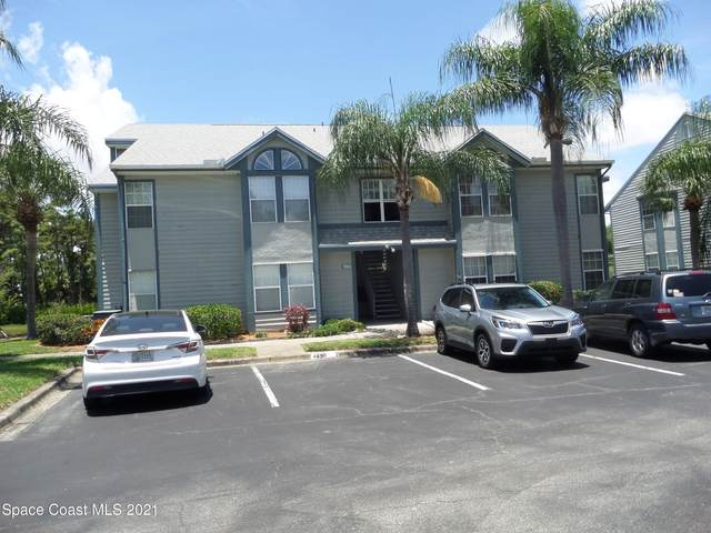 4690 Beck Lake Trl #3120, Melbourne, FL 32901 (MLS #905384) :: Premium Properties Real Estate Services