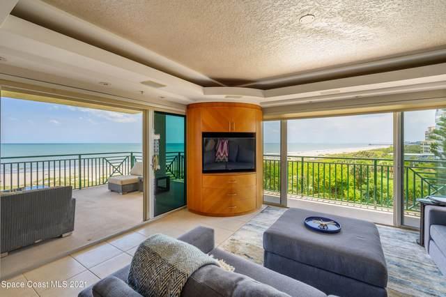 443 Johnson Avenue #502, Cape Canaveral, FL 32920 (MLS #905385) :: Premium Properties Real Estate Services