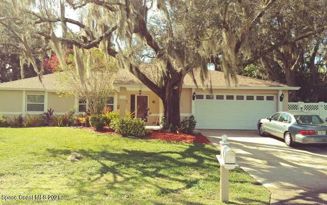 6790 Ackerman Avenue, Cocoa, FL 32927 (MLS #905393) :: Premium Properties Real Estate Services
