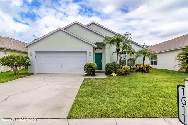 1611 Wekiva Drive, Melbourne, FL 32940 (MLS #905394) :: Premium Properties Real Estate Services
