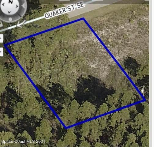 990 Quaker Street SE, Palm Bay, FL 32909 (MLS #905400) :: Premium Properties Real Estate Services