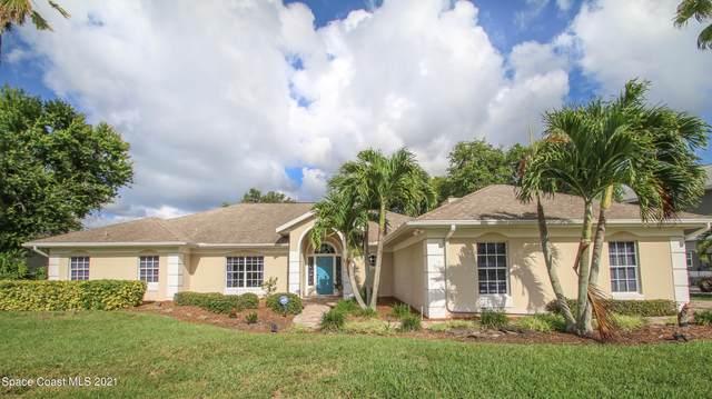 595 Apache Trail, Merritt Island, FL 32953 (MLS #905406) :: Premium Properties Real Estate Services
