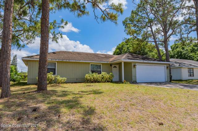 965 Slocum Street NW, Palm Bay, FL 32907 (MLS #905407) :: Premium Properties Real Estate Services