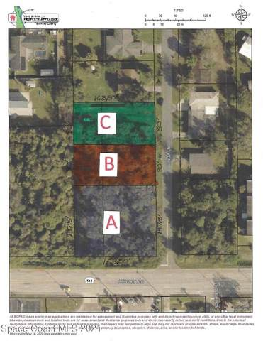 0 Linda Lane, Melbourne, FL 32935 (MLS #905460) :: Armel Real Estate