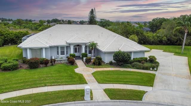 951 Stratford Place, Melbourne, FL 32940 (MLS #905476) :: Blue Marlin Real Estate