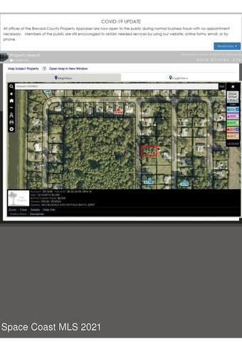 565 Hillsdale Avenue NW, Palm Bay, FL 32907 (MLS #905513) :: Blue Marlin Real Estate