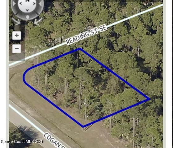 00 Reading Street SE, Palm Bay, FL 32909 (MLS #905655) :: Armel Real Estate