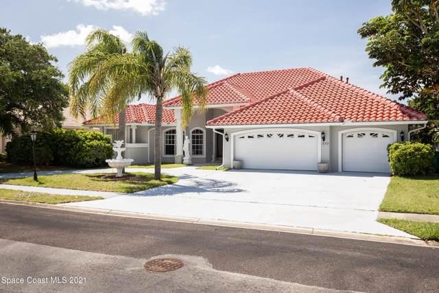 310 Normandy Drive, Indialantic, FL 32903 (MLS #905753) :: Premium Properties Real Estate Services