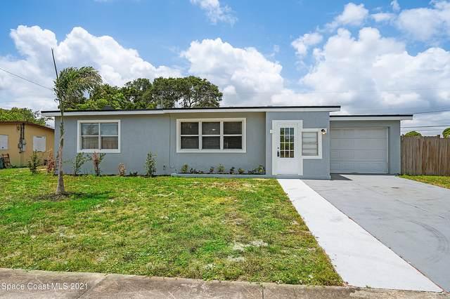 930 Bianca Drive NE, Palm Bay, FL 32905 (MLS #905760) :: Blue Marlin Real Estate