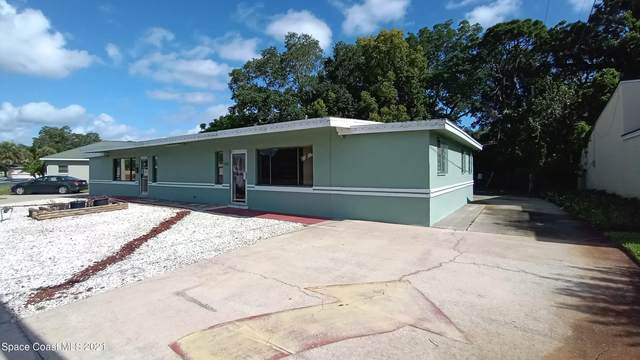 818/822 Garden Street, Titusville, FL 32796 (MLS #905769) :: Premium Properties Real Estate Services