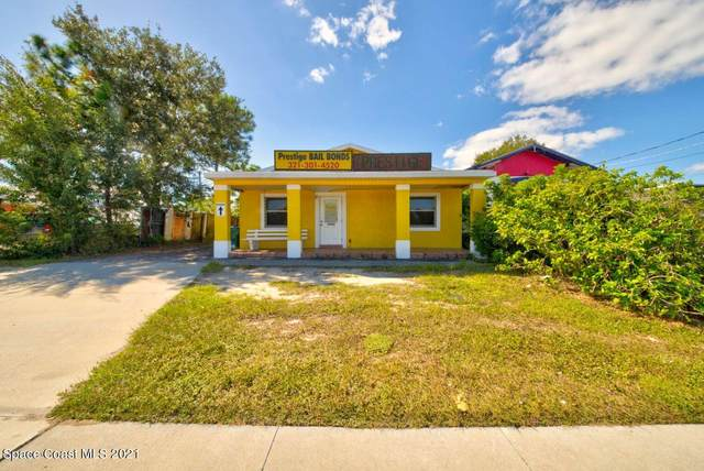 1811 N Cocoa Boulevard, Cocoa, FL 32922 (MLS #905774) :: Engel & Voelkers Melbourne Central