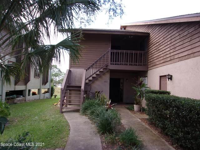 3067 Finsterwald Drive, Titusville, FL 32780 (MLS #905795) :: Blue Marlin Real Estate