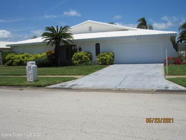 325 Kent Drive, Cocoa Beach, FL 32931 (MLS #905832) :: Blue Marlin Real Estate