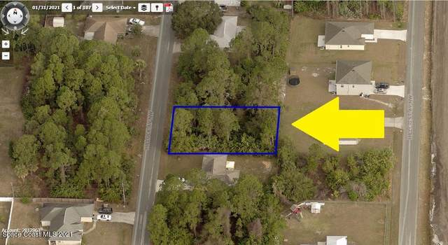 125 Hillock Avenue NW, Palm Bay, FL 32907 (MLS #905918) :: Blue Marlin Real Estate