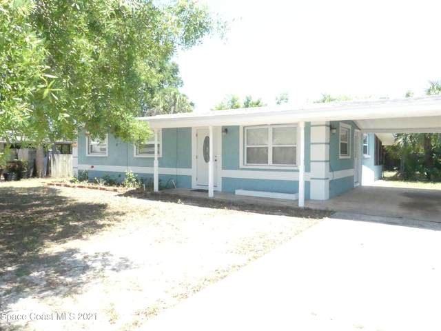 1465 Quince Avenue, Merritt Island, FL 32952 (MLS #905926) :: Blue Marlin Real Estate