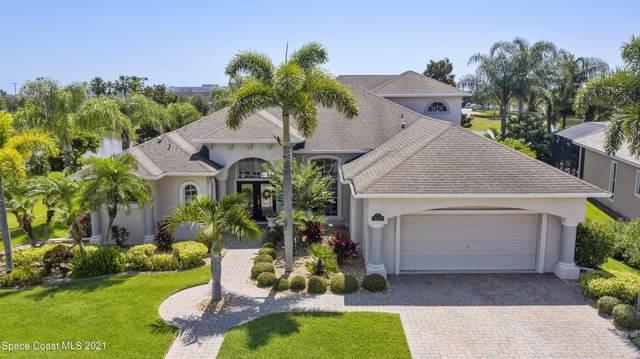3221 Gatlin Drive, Rockledge, FL 32955 (MLS #905929) :: Blue Marlin Real Estate