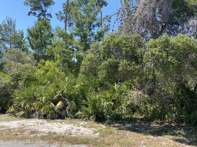 0000 Woodland Hills Drive, Titusville, FL 32780 (MLS #905964) :: Keller Williams Realty Brevard