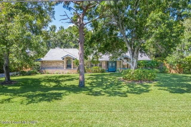 4130 Windover Way, Melbourne, FL 32934 (MLS #906103) :: Blue Marlin Real Estate