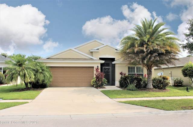 1460 Dittmer Circle SE, Palm Bay, FL 32909 (MLS #906104) :: Blue Marlin Real Estate