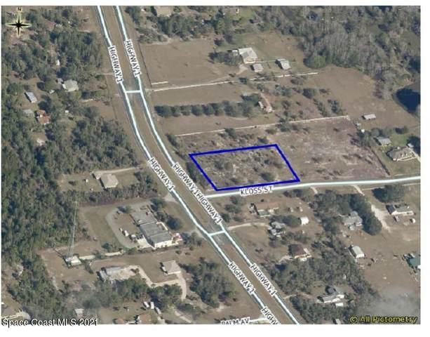 0 Indain River Park, Mims, FL 32754 (MLS #906125) :: Premium Properties Real Estate Services