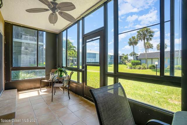 3799 S Banana River Boulevard #405, Cocoa Beach, FL 32931 (#906159) :: The Reynolds Team | Compass