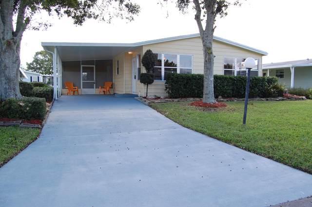158 Woodsmill Boulevard, Cocoa, FL 32926 (MLS #906165) :: Keller Williams Realty Brevard