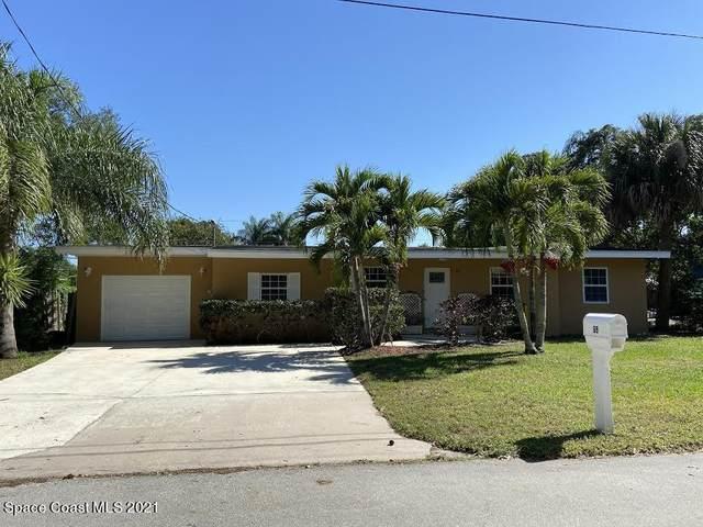 69 Moore Avenue, Merritt Island, FL 32952 (MLS #906213) :: Blue Marlin Real Estate