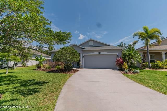 1598 Maeve Circle, Melbourne, FL 32904 (MLS #906223) :: Premium Properties Real Estate Services