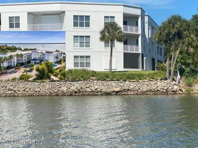 420 Moore Park Lane #304, Merritt Island, FL 32952 (MLS #906277) :: Blue Marlin Real Estate