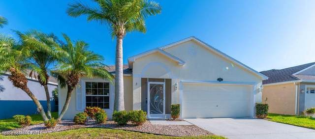 2148 Caledonia Place, Melbourne, FL 32940 (MLS #906280) :: Blue Marlin Real Estate