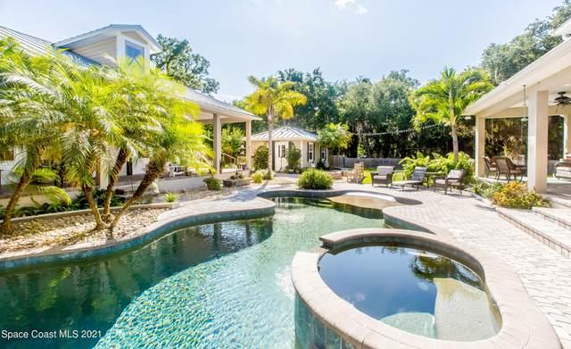 5222 Winding Way, Merritt Island, FL 32953 (MLS #906315) :: Premium Properties Real Estate Services