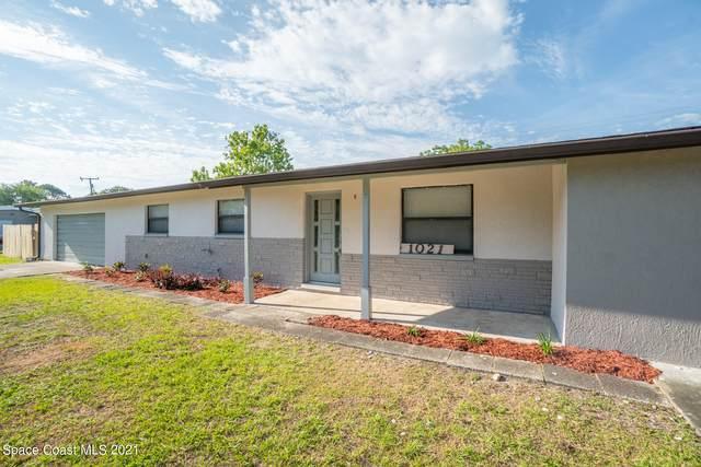 1021 Green Road, Rockledge, FL 32955 (MLS #906342) :: Blue Marlin Real Estate