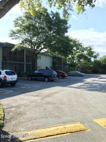 2935 Thrush Drive #238, Melbourne, FL 32935 (MLS #906364) :: Blue Marlin Real Estate