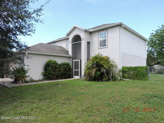 401 Buffum Avenue NE, Palm Bay, FL 32907 (MLS #906374) :: Blue Marlin Real Estate