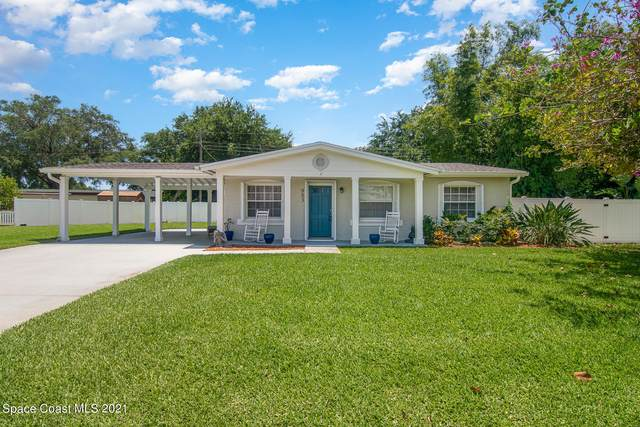983 Beacon Road, Rockledge, FL 32955 (MLS #906410) :: Blue Marlin Real Estate