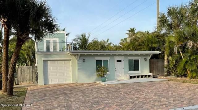 110 Sunny Lane, Cocoa Beach, FL 32931 (MLS #906421) :: Premium Properties Real Estate Services