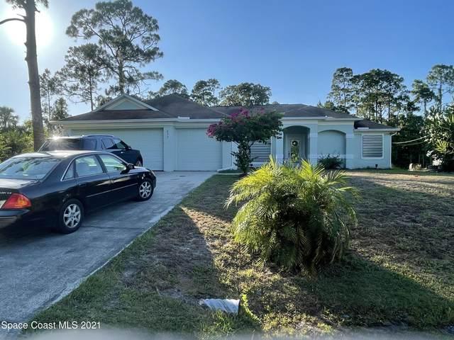 935 Palo Alto Street SE, Palm Bay, FL 32909 (MLS #906426) :: Armel Real Estate